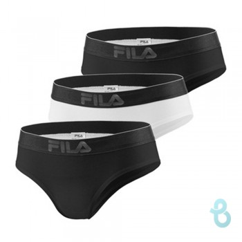 Fila Slip Da Donna Women Brief FU6107 S70 - Biancheria Italiana