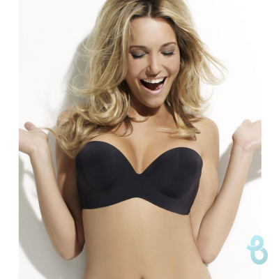 Wonderbra Reggiseno Push Up Perfect Straples 9335 ***Reggiseno Push Up Senza Spalline*** - Biancheria Italiana