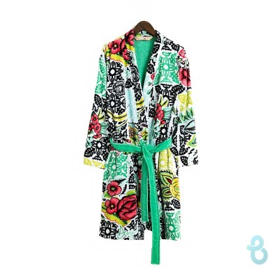 Desigual Accapatoio 67BL0A3 - BATHROBE_B&W LUXURY - Biancheria Italiana