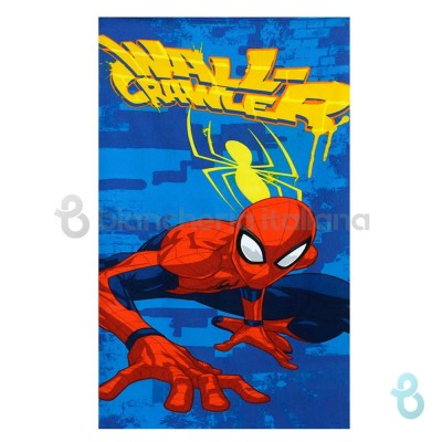 Novia Telo Mare Spiderman Marvel 70x140 Cm - Biancheria Italiana