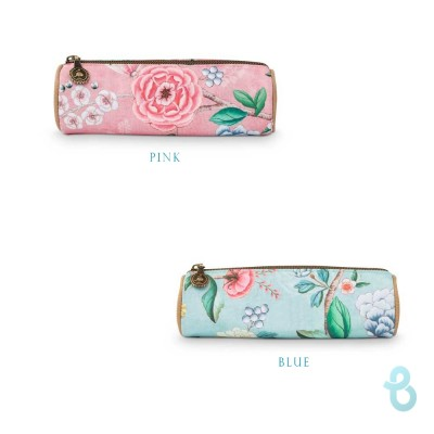 Pip Studio Cosmetic Etui Floral Fantasy Small - Biancheria Italiana