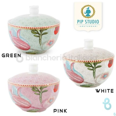 Pip Studio Cotton Box Bagno Spring To Life - Biancheria Italiana