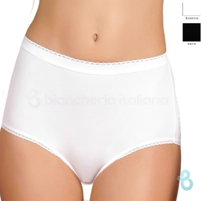 Playtex 3 Slip Donna Cherish Midi P00BP - Biancheria Italiana
