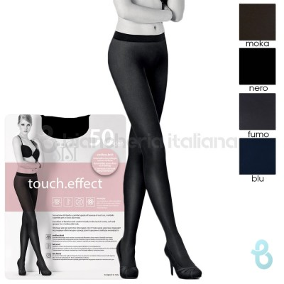 SiSi Collant Donna Touch Effect 50 - Biancheria Italiana